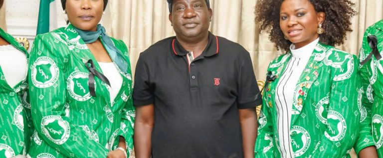 Gov. Lalong Assures Support For Nigeria Ladies Open Golf Championship