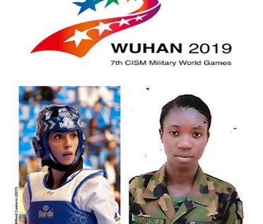 Nigeria's Awoyele Olakunle Crashes Out Of CISM World Military Games