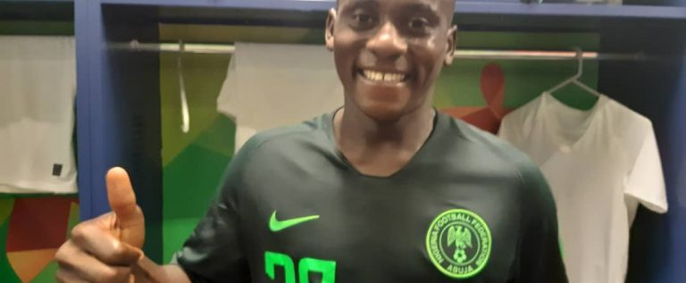 How Said Ibrahim Equaled Kanu, Osimhen's Record In FIFA U-17 World Cup