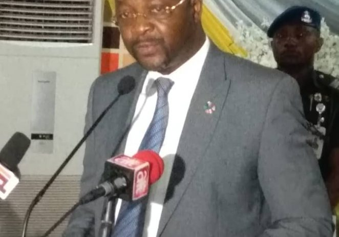 Minister Of Sports, Sunday Dare Arrives Paris For Anti-Doping Convention