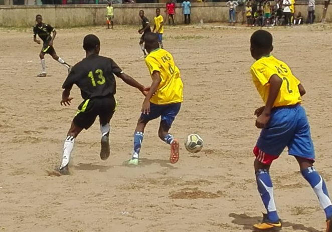 Vandeikya Agog As maiden Kunav Football League kicks off