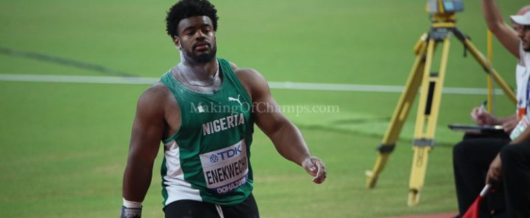 Team Nigeria Guide to 2019 IAAF World Championships – Day 9