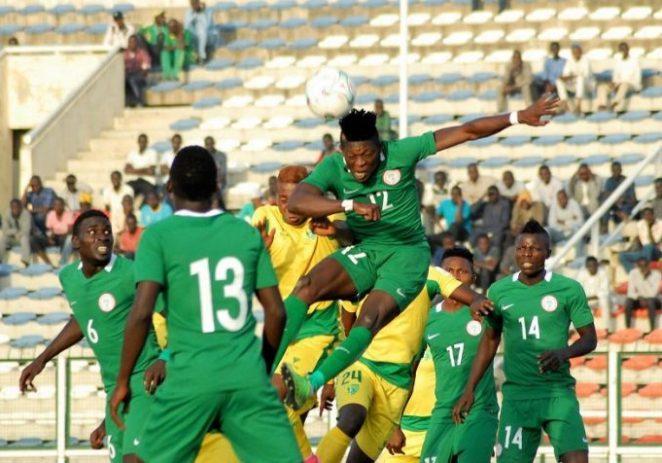 Nigeria Crash Out Of CHAN Qualifier Despite Win Against Togo