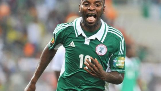 Where Is Super Eagles 2013 AFCON Hero, Sunday Mba?