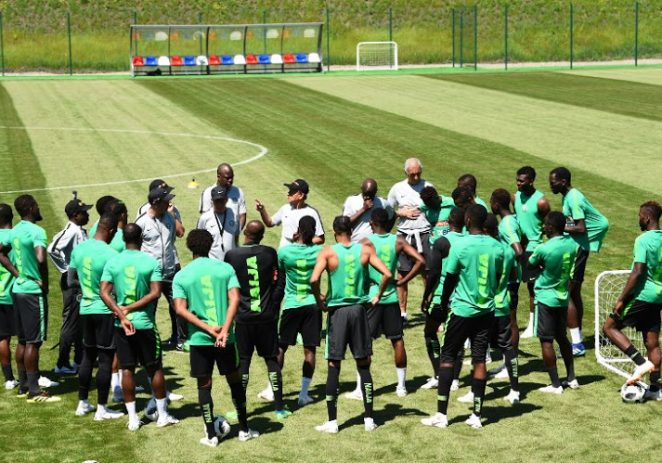 AFCON Qualifiers: Eagles' Camp Opens In Benin Monday, Leone Stars Arrive Wednesday
