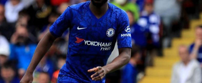 Super Eagles Is Not A Second Option For Tomori – Rohr