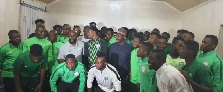 Olympic Eagles Tokyo 2020  Elimination: 'Where Did The Rain Begin To Beat Us' – Minister Worried