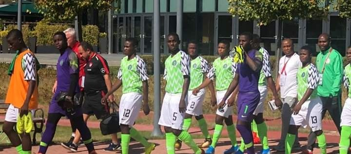 Eaglets Blame VAR For Their FIFA U-17 Elimination