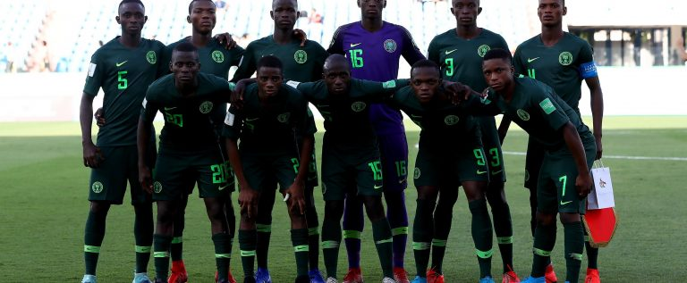 FIFA U-17 World Cup: President Buhari Lauds Golden Eaglets After Hungary Win