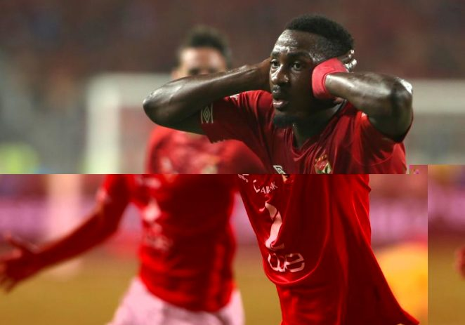Ajayi Wins CAF Champions League With Al Ahly