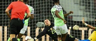 Rangers Manager Hails Joe Aribo After Goal Against Brazil