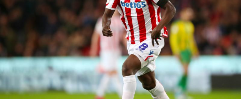 Etebo Sets Target In Playing German Bundesliga