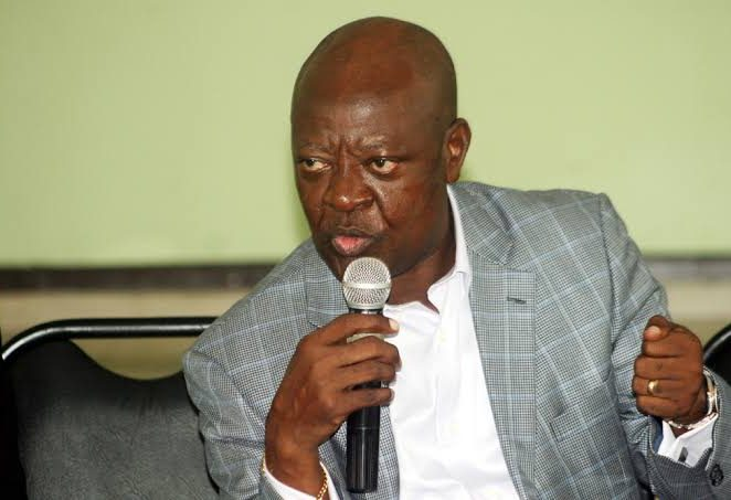 Baribote Describes Nduka Irabor Resignation From LMC As Laughable