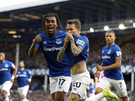 Super Eagles Star Nominated For Everton's Double Awards