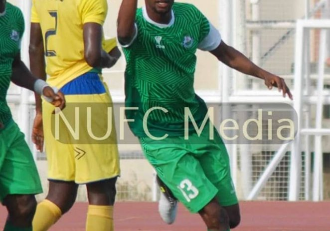 Abubakar Lawal Set To Strike Nasarawa United To NPFL Glory