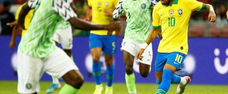 Sports Minister Commends Super Eagles Performance Against Brazil