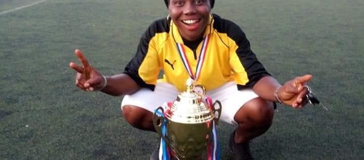 Nkiruka Timothy's Brace Hands Ex Professionals NANPF Unity Trophy