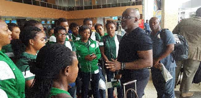 NFF Insists It Has Not Received 2019 Women's WC Appearance Fee
