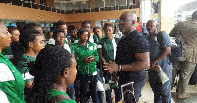 NFF Excludes Super Falcons From $760, 000 World Cup Fee