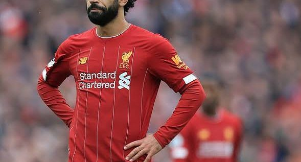 Mohammed Salah Tests Positive For COVID-19