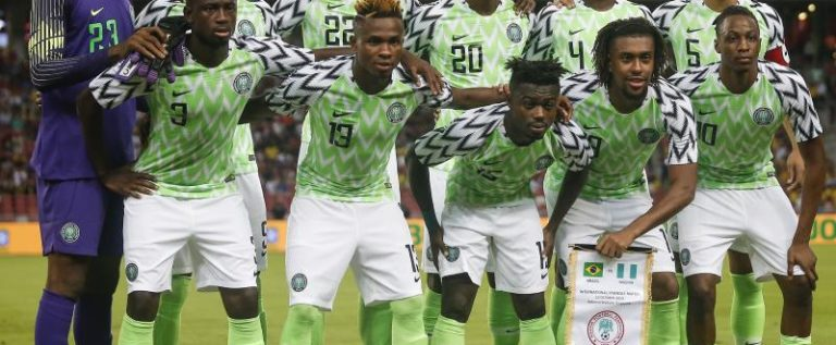 Ahmed Musa, Ekong, Idowu, 20 others for Benin, Lesotho AFCON Qualifier