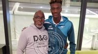 Gernot Rohr Blames Media Pressure For Tammy Abraham's Eagles Snub