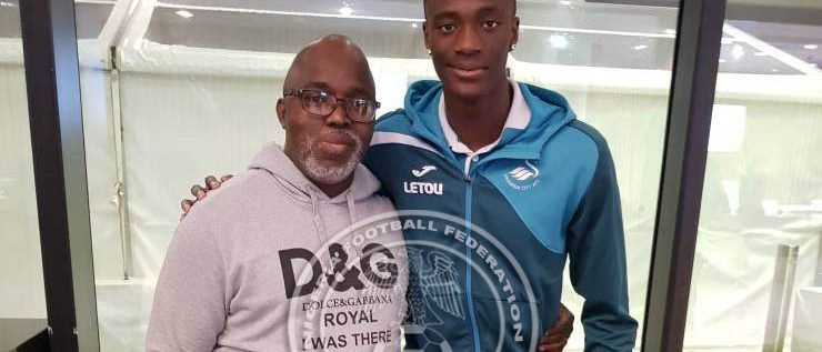 I Love Nigeria But I Never Wanted To Play For Super Eagles– Abraham