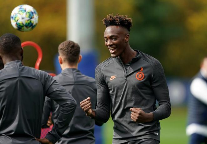 Tammy Abraham dumps Nigeria for England