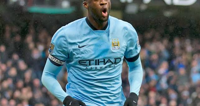 Former Man City Player Toure To Join Brazilian Club