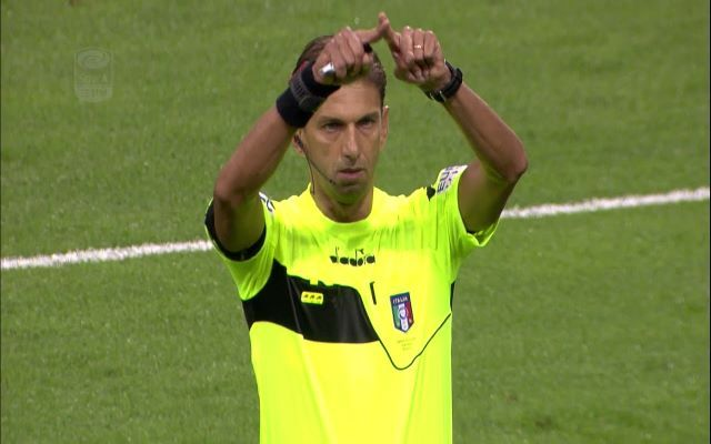 Referee Banned For Head-Butting Goalkeeper In Italy