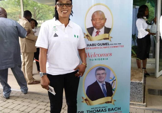 Nigeria's Only Female Olympic Gold Medalist, Chioma Ajunwa, Lauds Minister On Stipend, Pension For Athletes, Ex Internationals