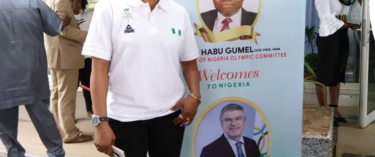 Chioma Ajunwa Calls For Love As Coronavirus Ravages Global Sports