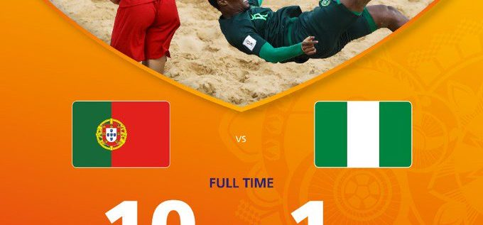 From Egypt To Paraguay: Nigeria's Football Woes Continue