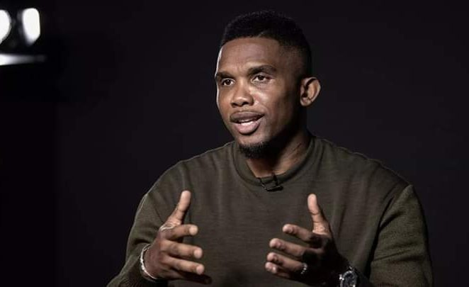 African Players 'Not Respected' In Ballon d'Or Vote, –  Eto'o