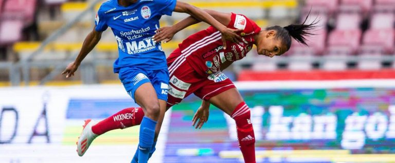 Ayinde Signs New 3-year  Contract Extension With E Eskilstuna Utd