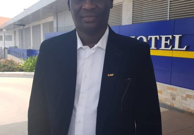 Babagana Kalli To Commission Black Stars/Bafana Bafana AFCON Qualifier In Accra