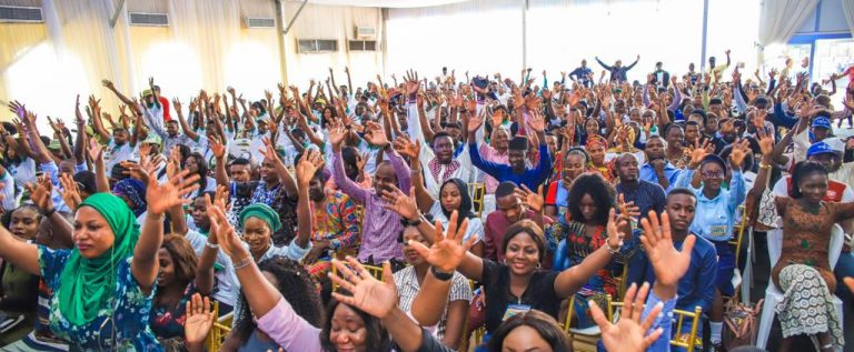 2 Million  Impressions Online For Nigeria's Celebration Of The Africa Youth Month