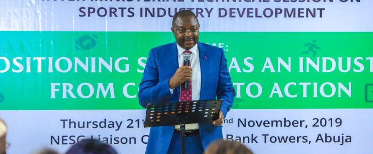 We Will Turn Sports Into Business To Create Jobs, Generate Revenue – Sunday Dare