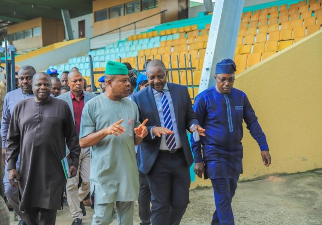 Imo State Governor To Reward Athletes With Scholarship