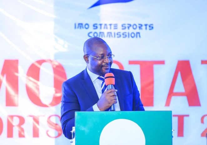 Dare Commends IMO State Governor On Grassroots Sports Development