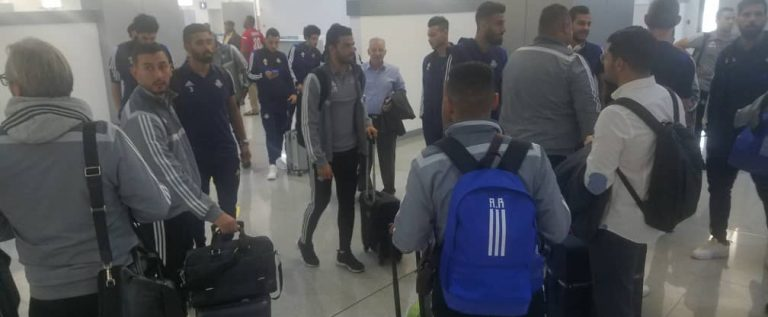 Pyramids Arrive Enugu For CAF Confederation Cup Clash With Rangers
