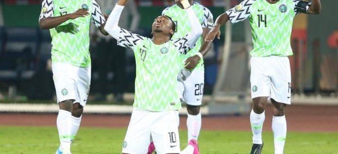 Nwakali The Hero As Olympic Eagles Defeat Zambia To Rekindle Tokyo 2020 Hope