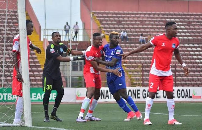 NPFL MD 15 Shocker: Heartland End Enyimba's 101-Match Home Unbeaten Record