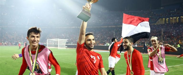 Egypt Wins 2019 U-23 Africa Cup Of Nations Championship