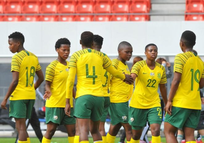 South Africa Rejects AWCON Host, Set For 2023 FIFA Women's World Cup Bid