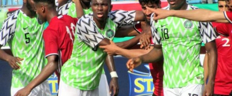 U-23 AFCON: Okechukwu, Awoniyi Arrive Egypt For Eagles Make Or Mar Clash With Zambia