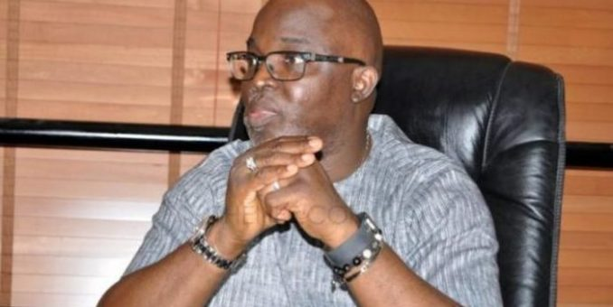 OPINION: NFF Disbursement Of FIFA/CAF COVID-19 Relief And Pinnick's Fake Transparency