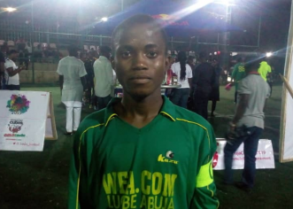 Rejected By National Team, Selected For Russia Trial: The Story Of Favour Akeem