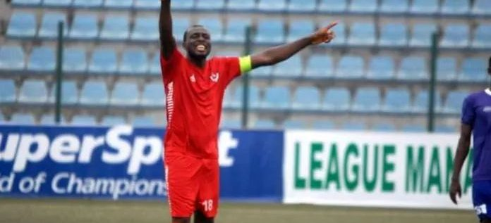 CAF CC: Rangers Captain Blames Referee For 1-3 Lose To Pyramid