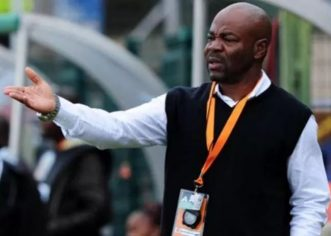 John Obuh Not Under Pressure To Save His Job As Akwa United Boss